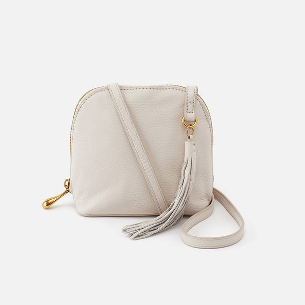 Hobo: Nash Crossbody in Powder White