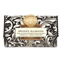 Michel Design Works : Honey Almond Large Bath Soap Bar