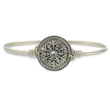 Luca + Danni : Snowflake Bangle