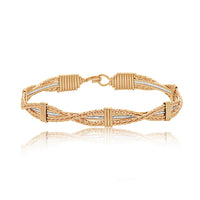 Ronaldo Jewelry : Sands of Time Bracelet (Gold)