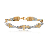 Ronaldo Jewelry : Sands of Time Bracelet (Silver)