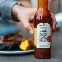 Stonewall Kitchen : Maple Chipotle Grille Sauce