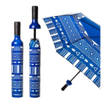 Vinrella : Wine Bottle Umbrella in Tribal