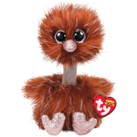 Ty : Beanie Boos - Orson the Brown Ostrich