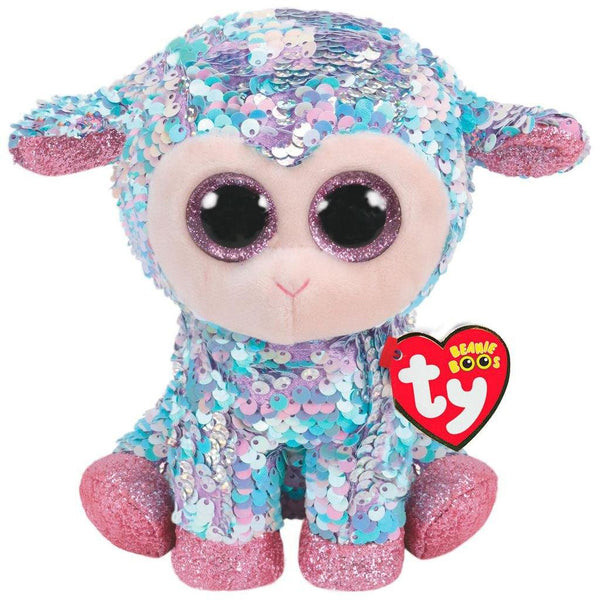 Ty : Beanie Boos Flippables - Tulip the Lamb