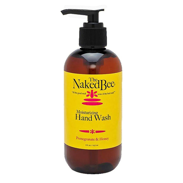 The Naked Bee : Hand Wash in Pomegranate & Honey