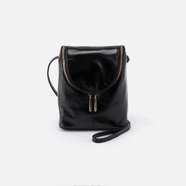 Hobo: Fern Crossbody in Black