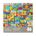 Hallmark : Ripe for the Picking 1,000-Piece Jigsaw Puzzle - Annie's Hallmark & Gretchen's Hallmark, Sister Stores