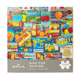 Hallmark : Ripe for the Picking 1,000-Piece Jigsaw Puzzle