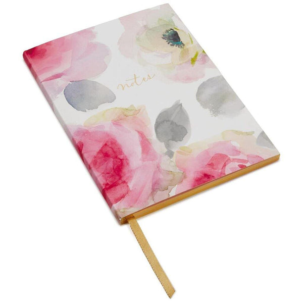 Hallmark : Watercolor Floral Notebook