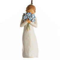 Willow Tree : Forget-Me-Not Ornament