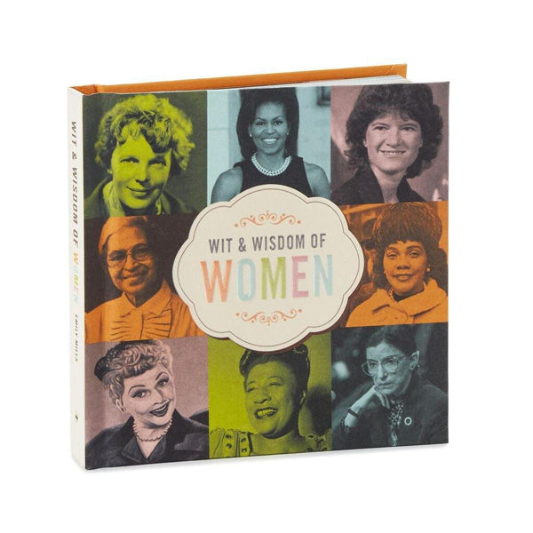 Hallmark : Wit & Wisdom of Women Book