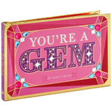 Hallmark : You're a Gem Book