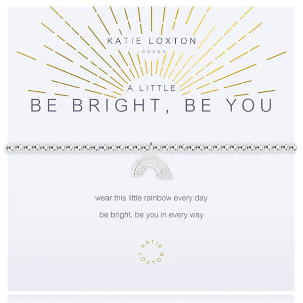 A Little Be Bright, Be You Bracelet - Annie's Hallmark Baldoria