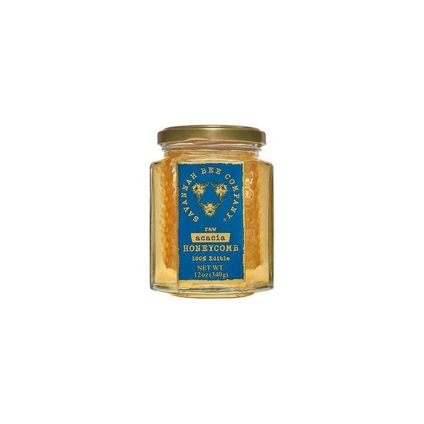 Savannah Bee Company : Acacia Honeycomb Jar