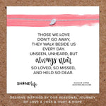 Shine Life : Always Near Necklace - Annie's Hallmark & Gretchen's Hallmark, Sister Stores
