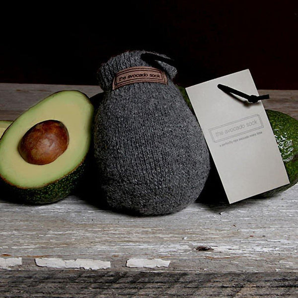 The Avocado Sock (4 Asstd Colors)