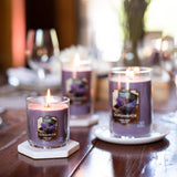 Yankee Candle : Tumblers in Dried Lavender & Oak (2 Asstd Sizes)