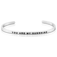"MantraBand : ""You Are My Sunshine"" Bracelet"
