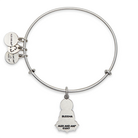 ALEX AND ANI Buddha Charm Bangle - Annie's Hallmark Baldoria