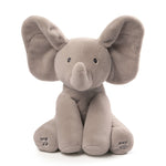 Gund : Flappy the Animated Musical Elephant - Annie's Hallmark Baldoria