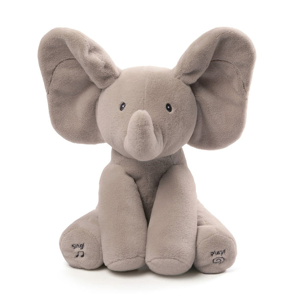 Gund : Flappy the Animated Musical Elephant - Annie's Hallmark & Gretchen's Hallmark, Sister Stores