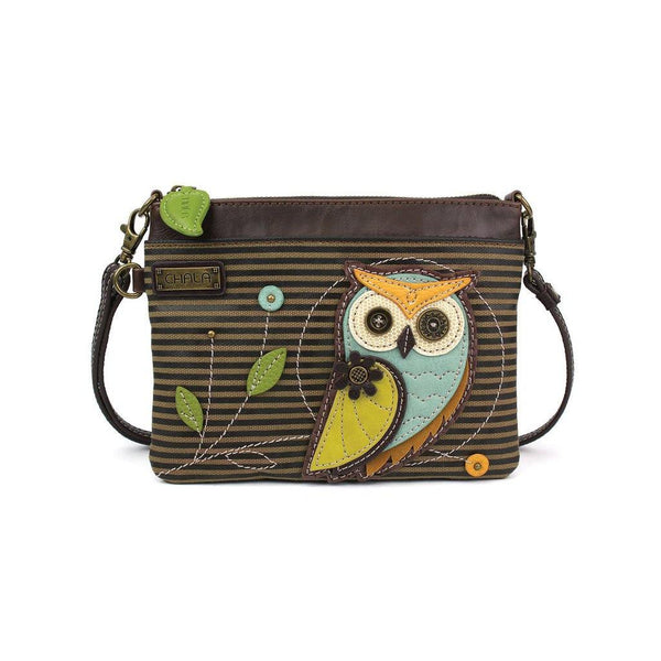 Chala : Owl Mini Crossbody