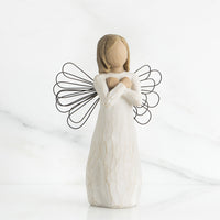 Willow Tree : Sign for Love Figurine