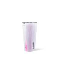 Corkcicle : Origins Tumbler in Pink Marble (2 Asstd Sizes)