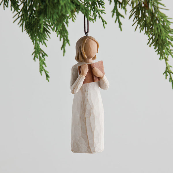 Willow Tree : Love of Learning Ornament