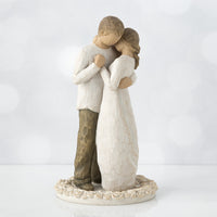 Willow Tree : Promise Cake Topper Figurine