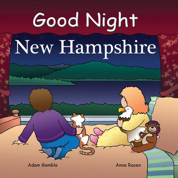 """Good Night New Hampshire"" Board Book - Annie's Hallmark & Gretchen's Hallmark, Sister Stores"