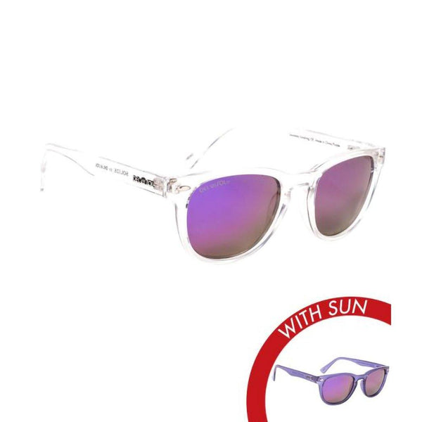 Solize Sunglasses - Good Day Sunshine - Clear to Purple