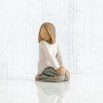 Willow Tree : Joyful Child Figurine
