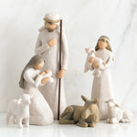 Willow Tree : 6-Piece Nativity Set - Annie's Hallmark Baldoria