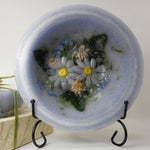 Wax Pottery Vessel in Lavender Chamomile