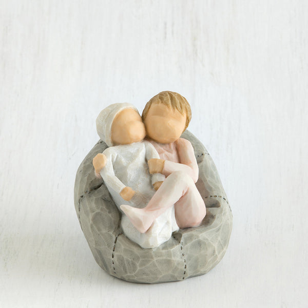 Willow Tree : My New Baby Figurine in Blush