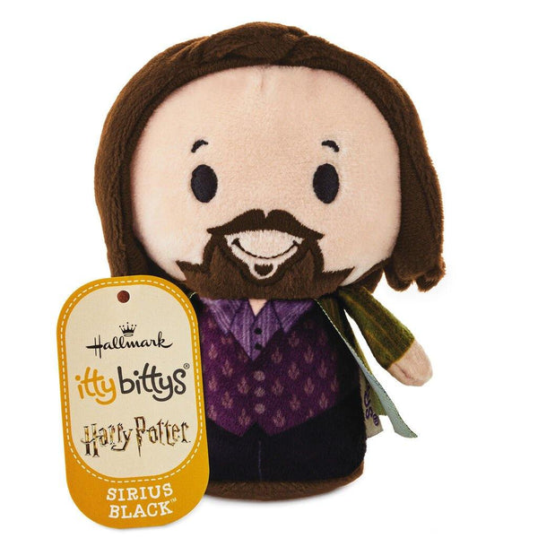 Hallmark : itty bittys® Harry Potter™ Sirius Black™ Stuffed Animal