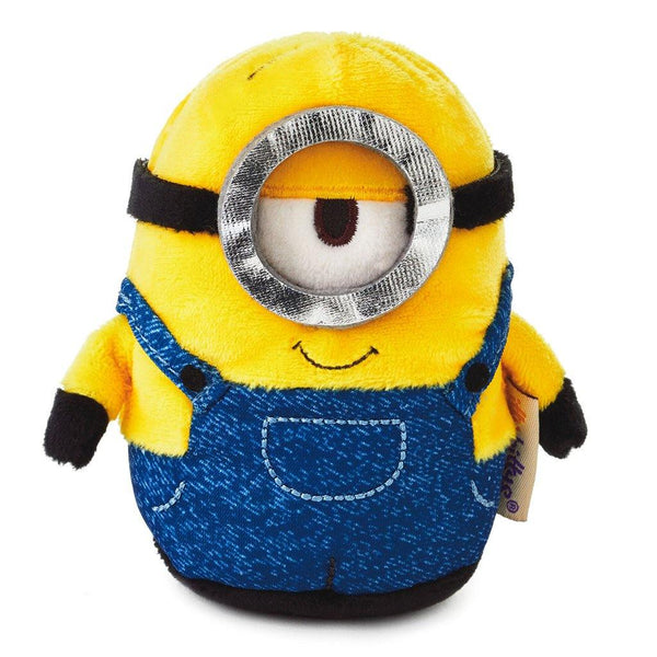 Hallmark : itty bittys® Despicable Me Stuart the Minion Talking Plush