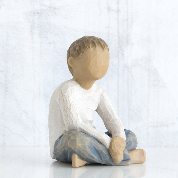 Willow Tree : Imaginative Child Figurine