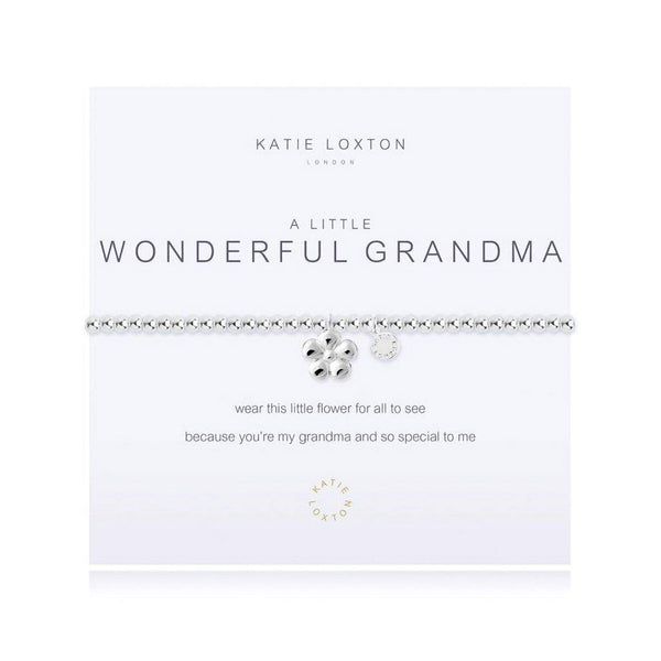 Katie Loxton : A Little Wonderful Grandma Bracelet
