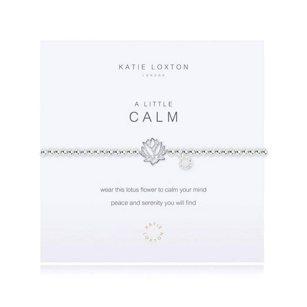 Katie Loxton : A Little Calm Bracelet