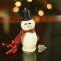 Meadowbrooke Gourds : Easton the Snowman - Lil'