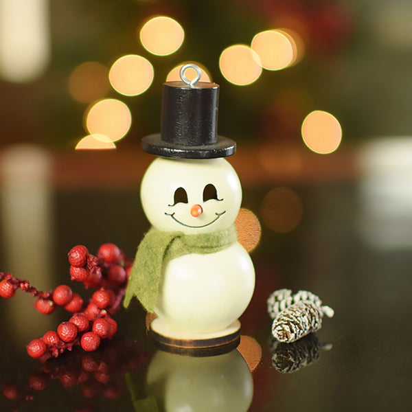 Meadowbrooke Gourds : Meadowbrooke the Snowman - Lil'
