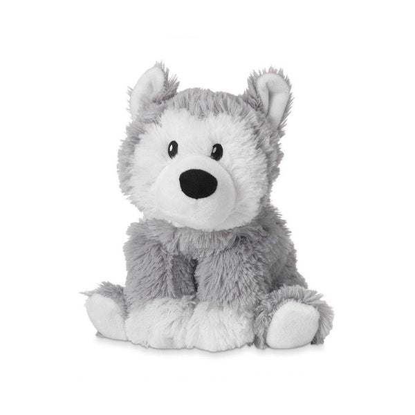 Warmies Cozy Plush Husky