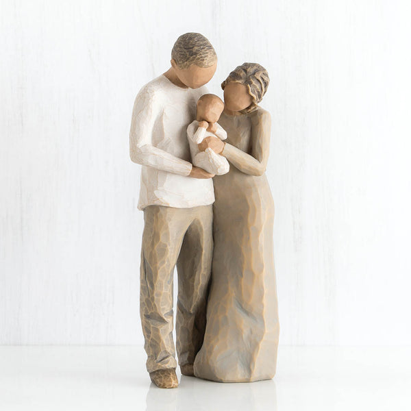 Willow Tree : We Are Three Figurine