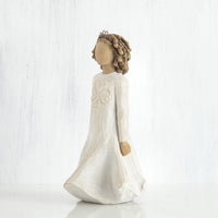 Willow Tree : Irish Charm Figurine - Annie's Hallmark Baldoria