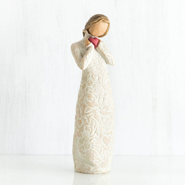 Willow Tree : Je t'aime (I Love  You) Figurine
