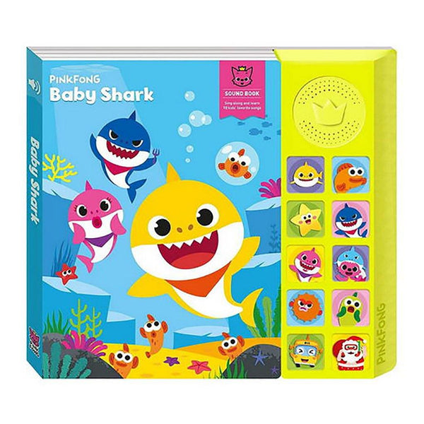 Baby Shark Sound Board Book