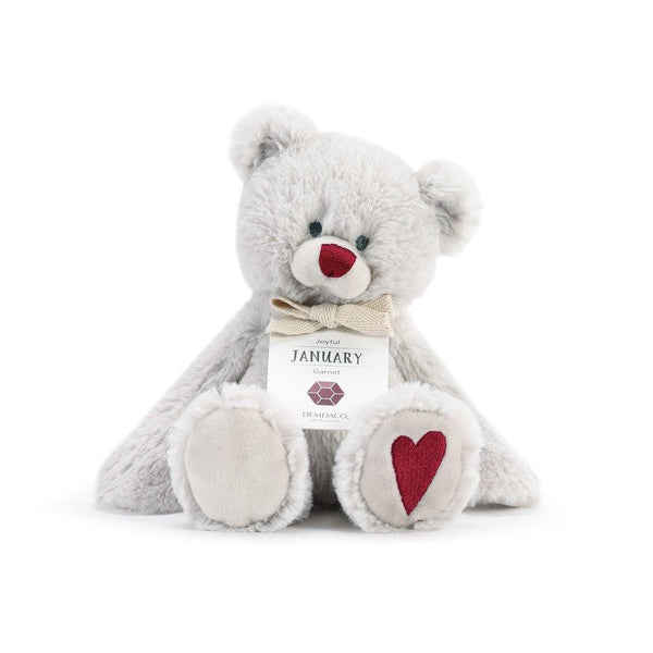 Joyful Birthstone Bear - 12 different months to choose from!
